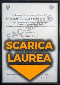 Laurea Sando Lain